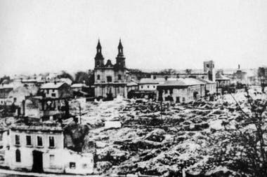 Se calcula que seis millones de polacos murieron en la Segunda Guerra Mundial