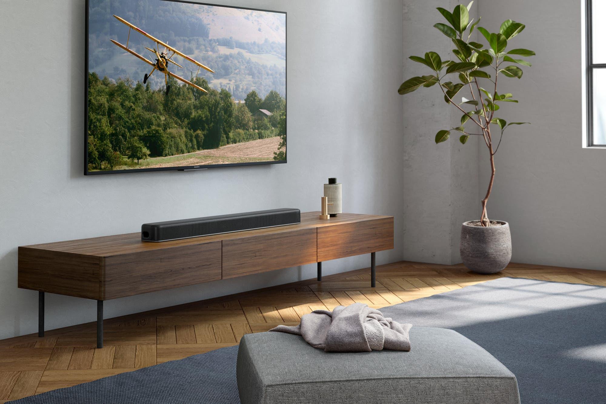 Sony HT-X8500: una barra de sonido para mejor la experiencia de tu Smart TV