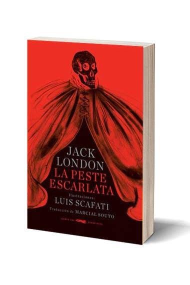 Jack London ubica en 2072 su historia sobre los sobrevivientes de una epidemia