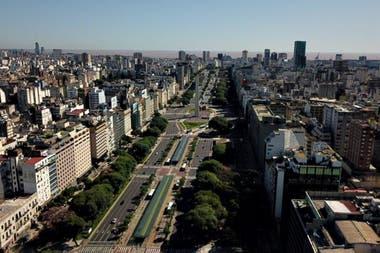 La Ciudad Autnoma de Buenos Aires es uno de los 41 municipios que integran el AMBA