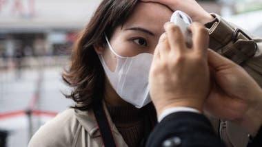 La estrategia en Japón ha sido sólo aislar a los grupos de contagio