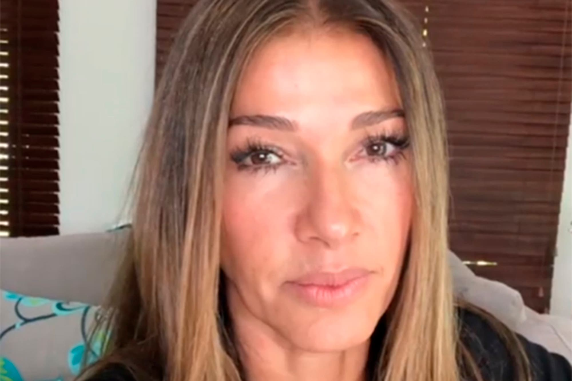 """Coronavirus: Catherine Fulop habló de la salud de su hija Oriana Sabatini: """"Han sido días angustiantes"""""""
