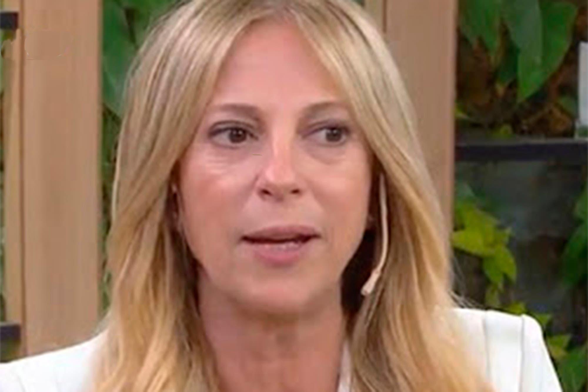 """Claudia Fontán, sobre Horacio Fontova: """"Fue mi amor, mi compañero durante muchos años"""""""