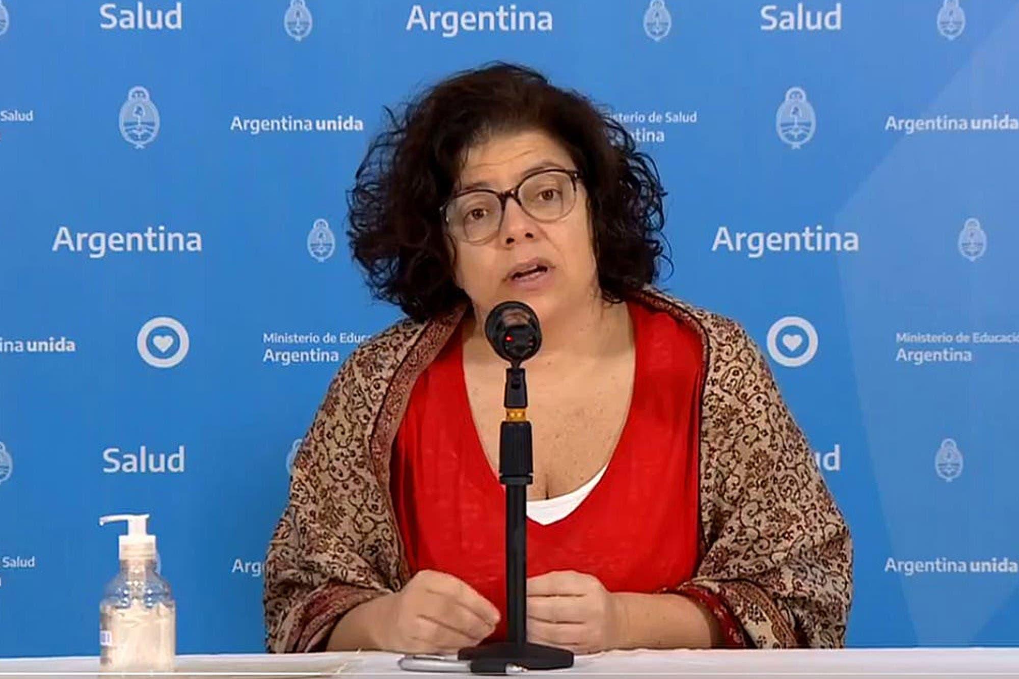 Coronavirus en la Argentina: cinco muertes y 112 nuevos casos en el país