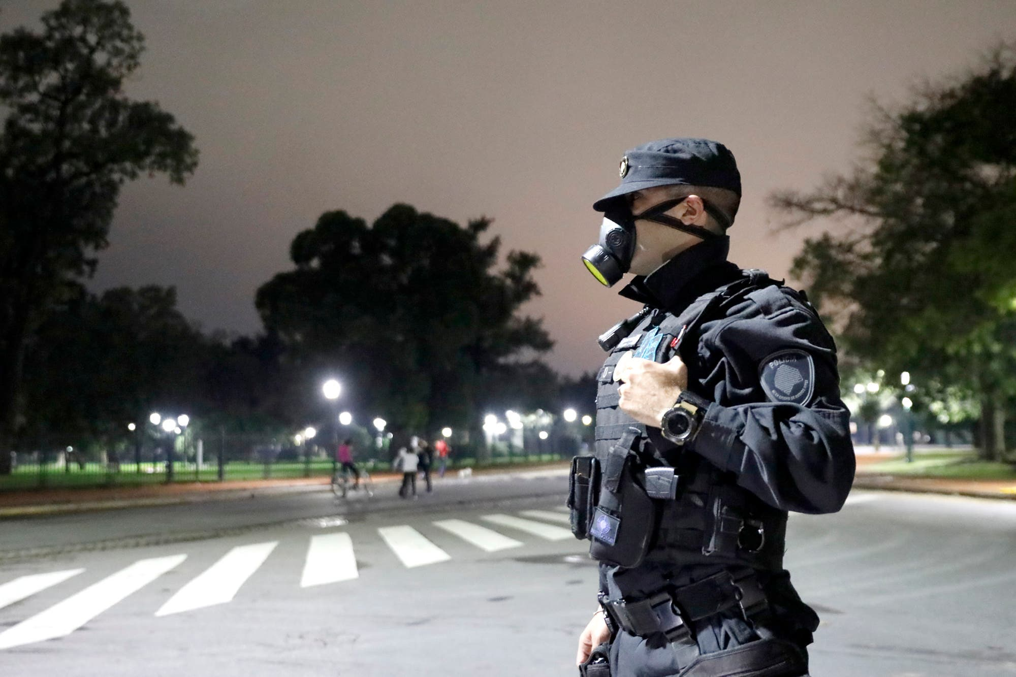 Coronavirus. La Ciudad refuerza la seguridad de los parques para las nuevas actividades autorizadas