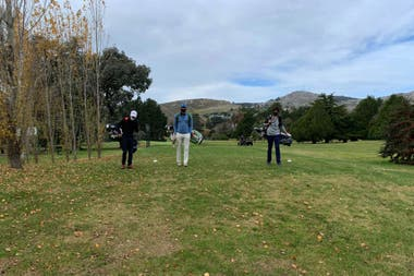El golf exige protocolos para su práctica, como cualquier actividad en tiempos de pandemia