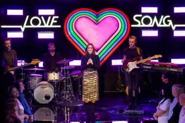 Love Song, un concurso musical que busca emparejar a los competidores
