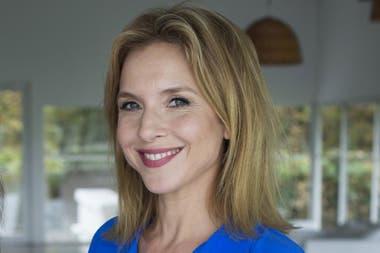 Carla Peterson colabora desde las redes