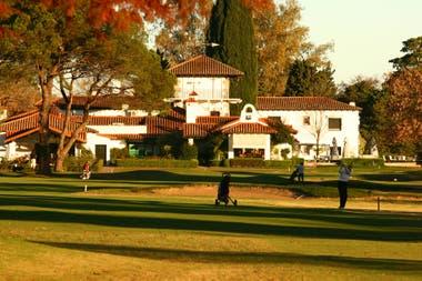 El golf es una las actividades más concurridas en el Tortugas CC