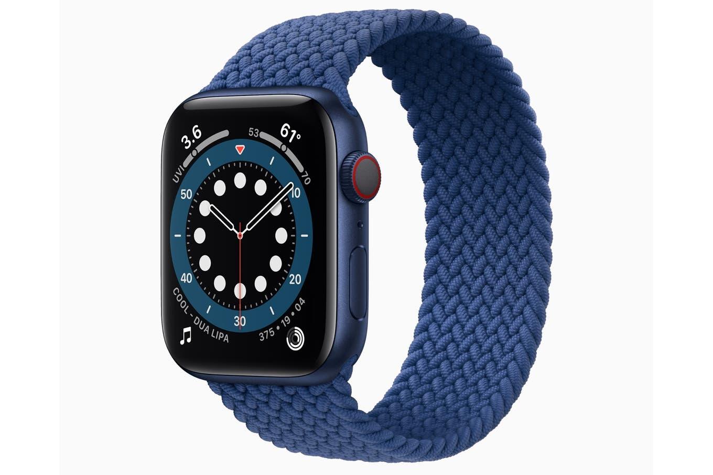Apple Watch: el nuevo Series 6 mide el oxígeno en sangre, y el flamante Series SE es el más económico de la familia