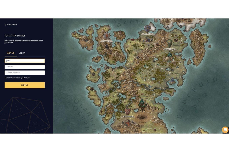 Mapas irreales