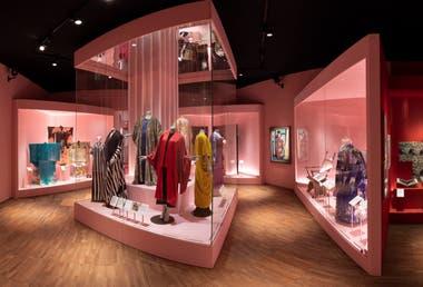 La muestra Kimono Kyoto en Victoria Albert de Londres