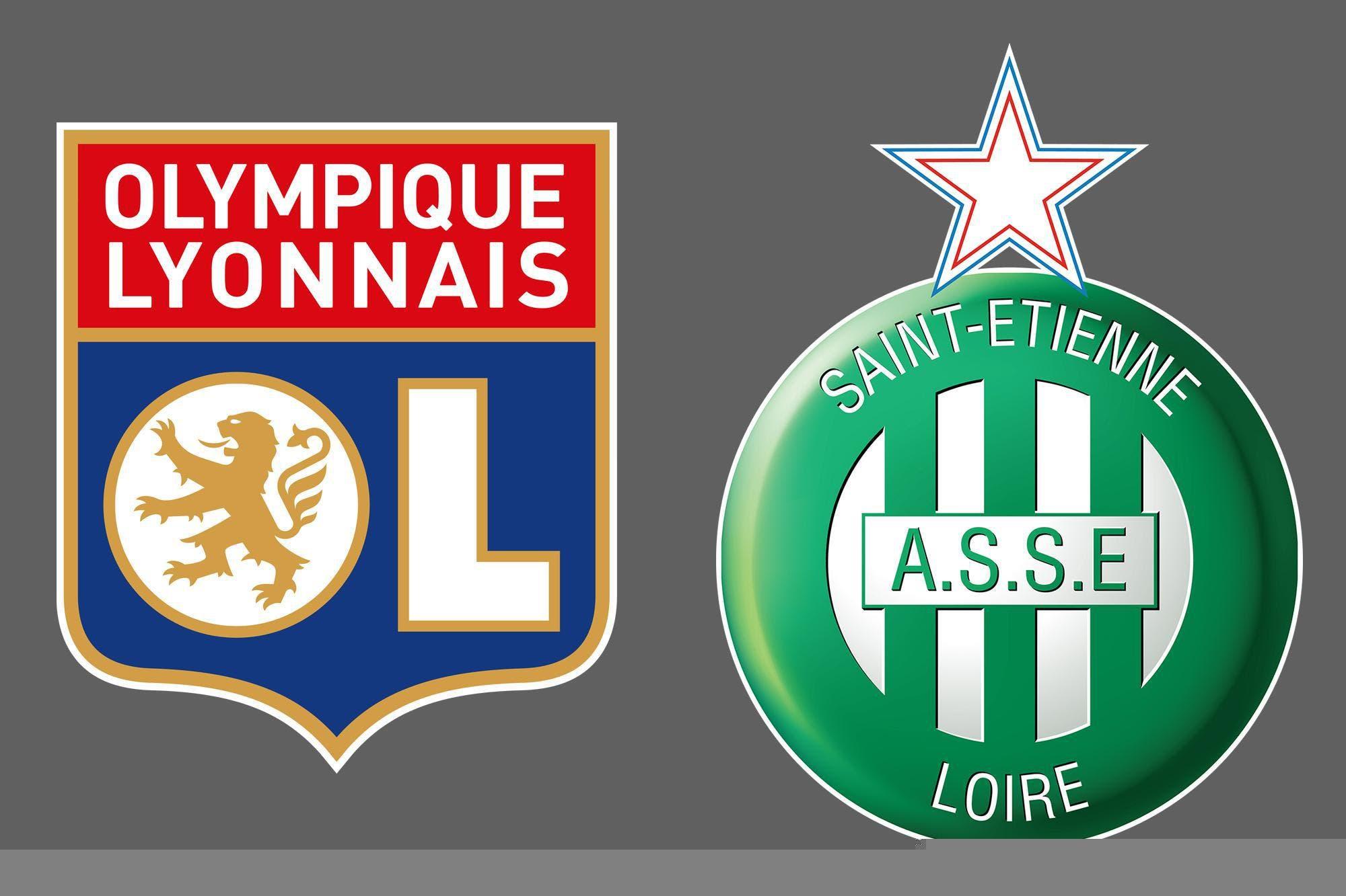 Ligue 1 de Francia: Lyon venció por 2-1 a Saint Etienne como local