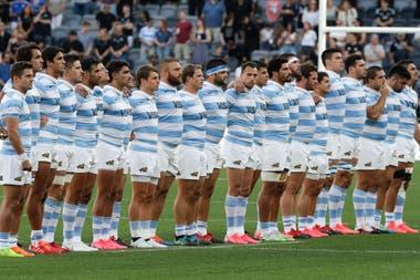Todos juntos: los jugadores de los Pumas evaluaron en Australia dar un paso al costado