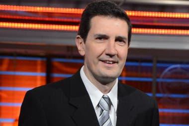 Miguel Simón, periodista de la cadena ESPN