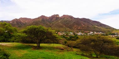 Vista del valle de Vilcabamba (GAD Parroquial Vilcabamba/RT)