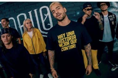 """El cantante dedicó su último tema, """"Medallo City"""", cuyo video clip se estrenó en diciembre pasado, a la ciudad de Medellín"""