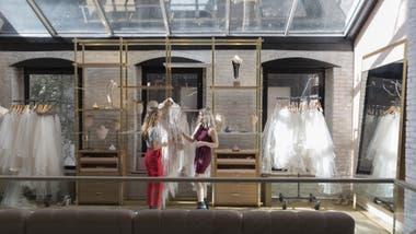 Vestidos de novia baratos en nyc