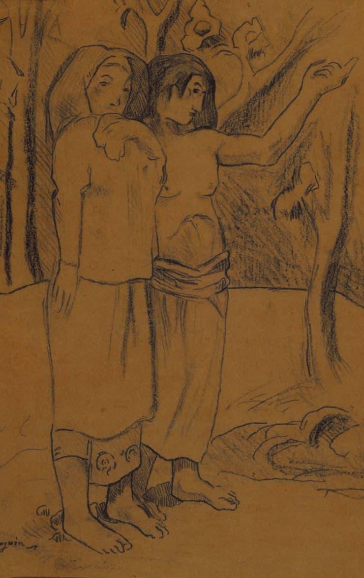 El llamado de Paul Gauguin