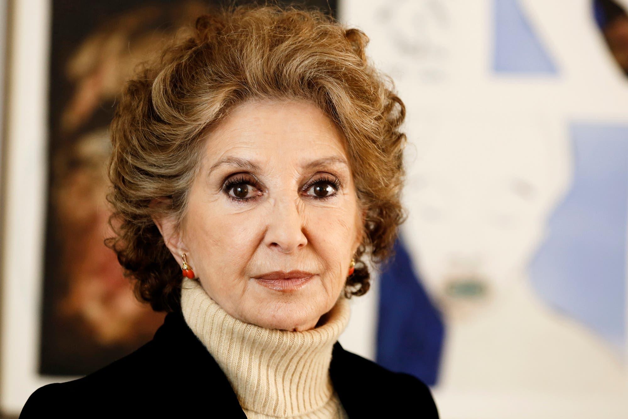 Norma Aleandro.