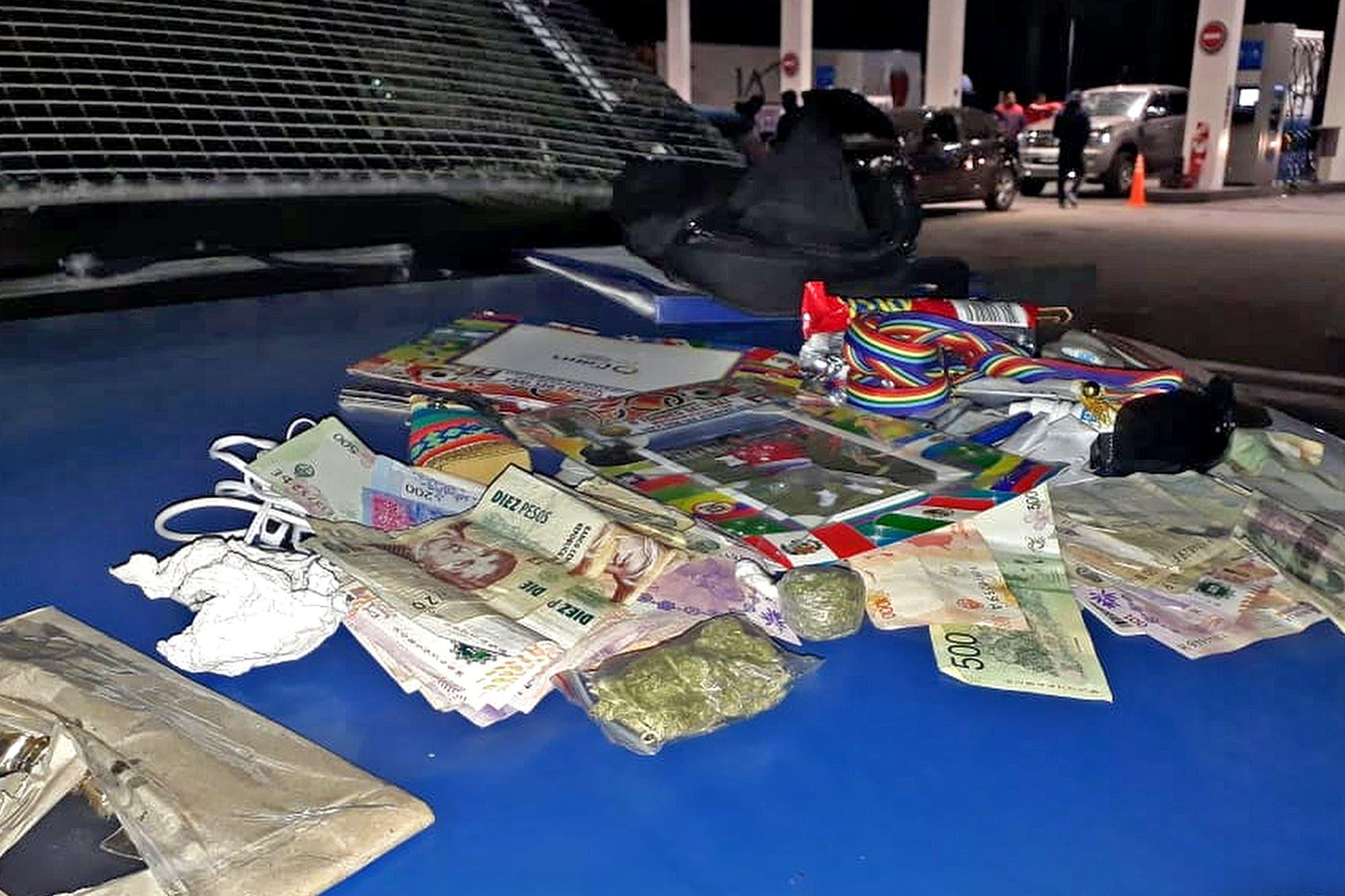 Salta: Detuvieron a un entrenador de fútbol infantil mientras vendía droga en un viaje con los chicos