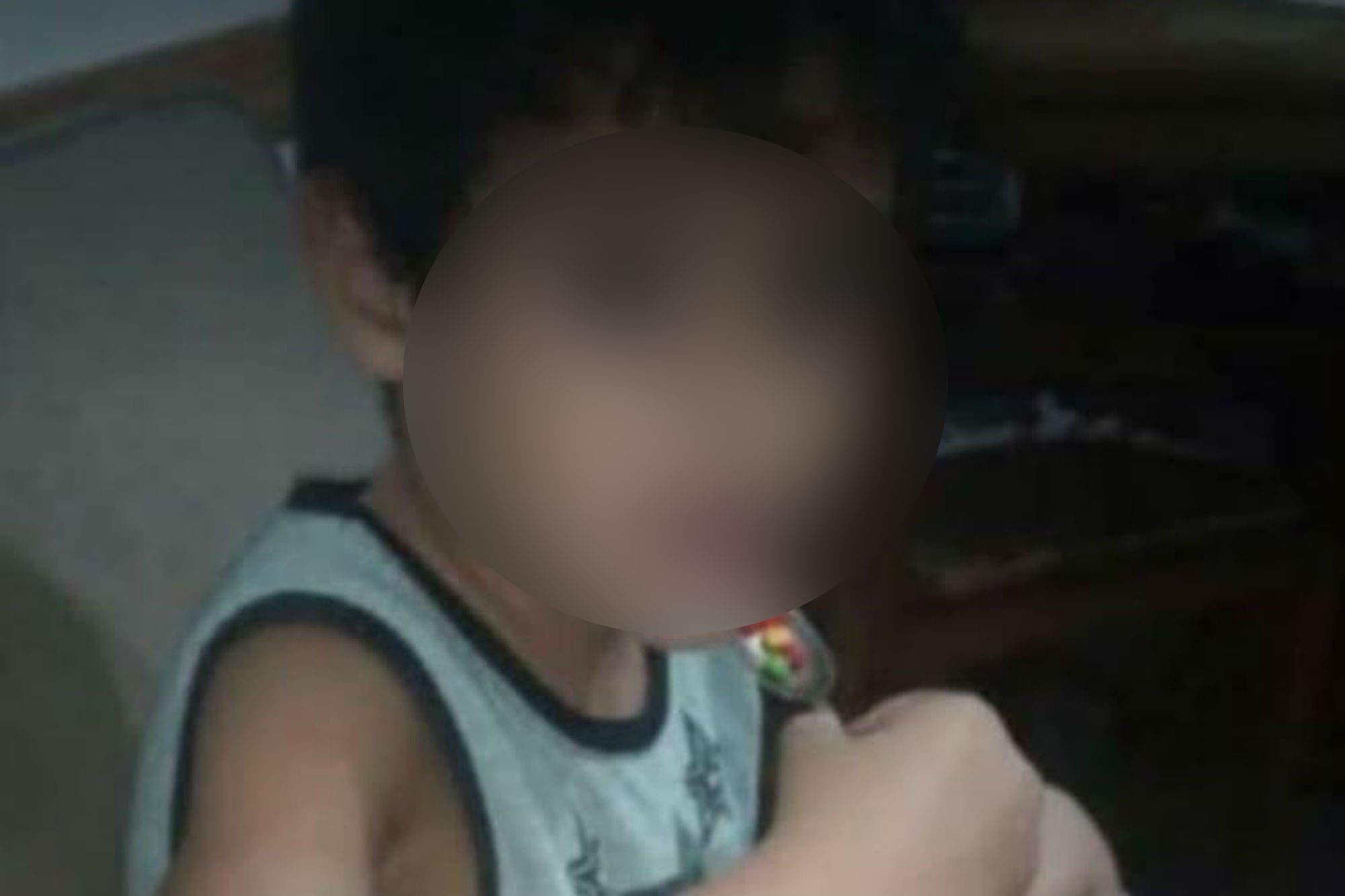 Apareció Benjamín, el niño de 6 años que había desaparecido en San Juan