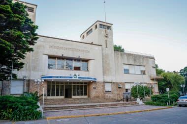 El edificio del Tiro Federal fue inaugurado parcialmente en 1937