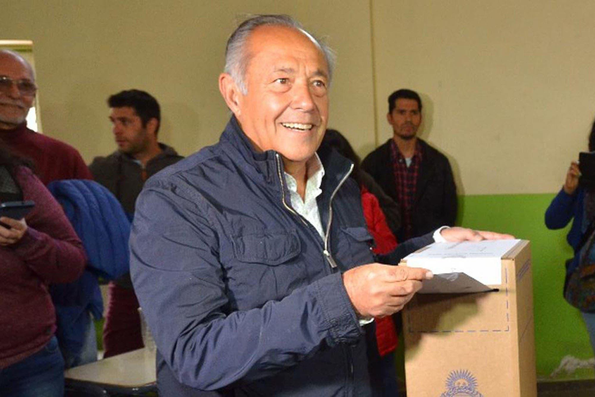 San Luis: Poggi y Adolfo Rodríguez Saá ya esperan los resultados en sus bunkers