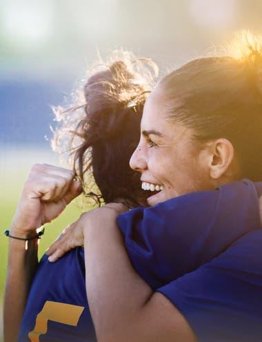 La profesionalización del fútbol femenino, a partir del anuncio de la AFA, es el principio de un camino para dejar atrás años de discriminación en el deporte más popular. Para las chicas, la lucha recién comienza