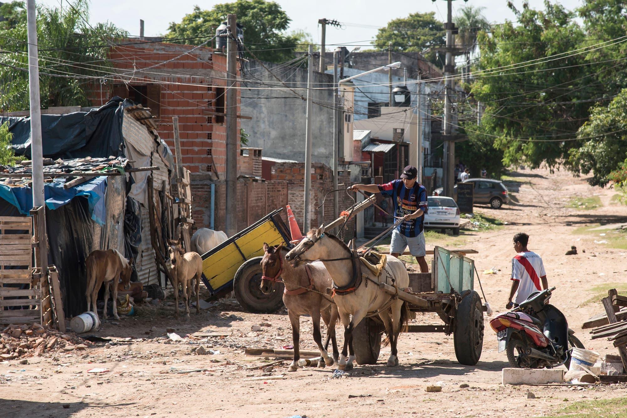Un viaje a la Corrientes profunda, donde la mitad de la población es pobre