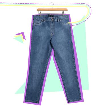 Los jeans rectos son un clásico total y siempre están vigentes, por lo que son una adquisición perfecta para el guardarropa