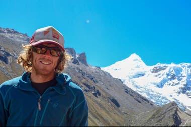 Schwer era un andinista de reconocida trayectora en Bariloche