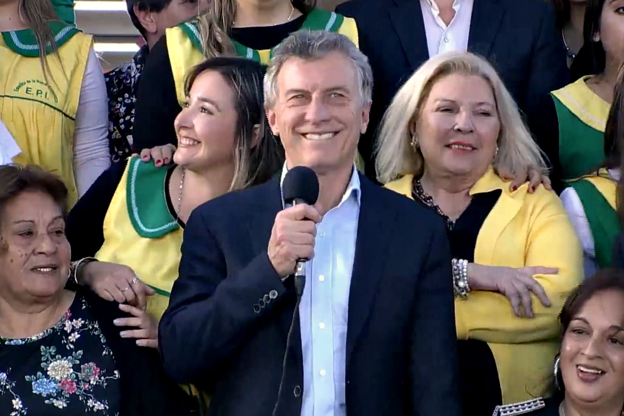 """Mauricio Macri retó por """"remolón"""" a un intendente peronista que no habilita un jardín de infantes en Tucumán"""