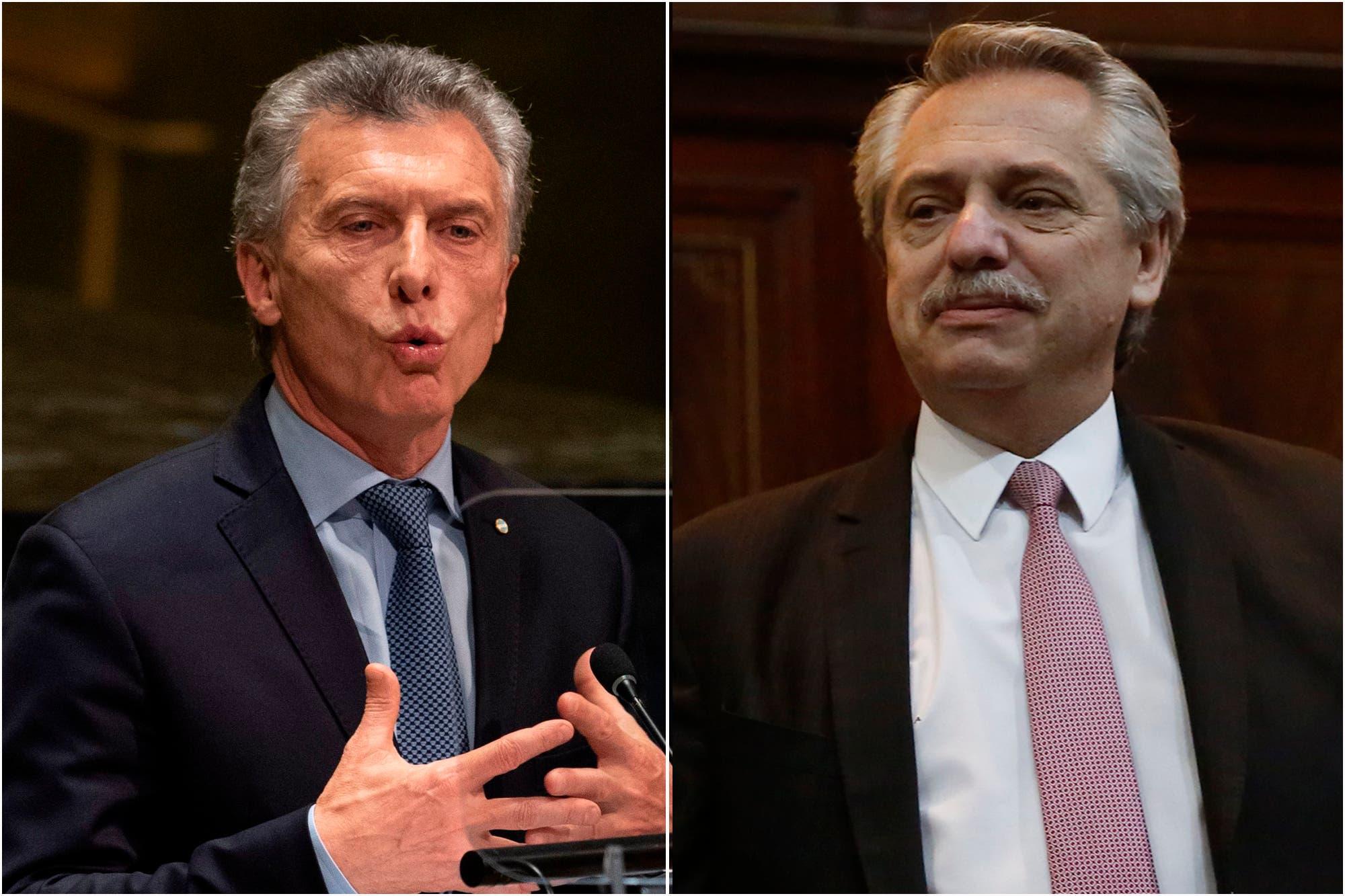 Debate presidencial 2019: Alberto Fernández vs Mauricio Macri, ¿quién es el más mencionado en Twitter?