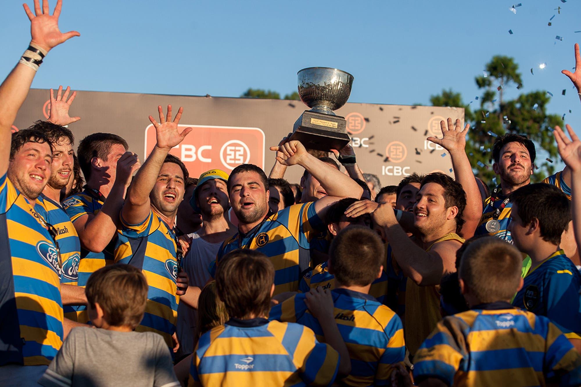 Hindú-Jockey Club de Rosario, final del Nacional de Clubes: el Elefante se convirtió en pentacampeón