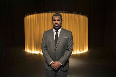 Jordan Peele, productor y presentador de The Twilight Zone