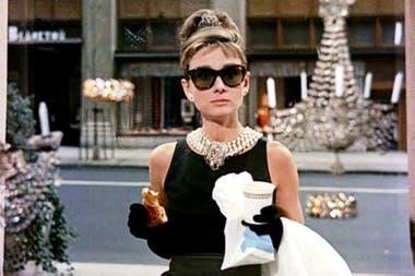 Audrye Hepburn marcó un estilo