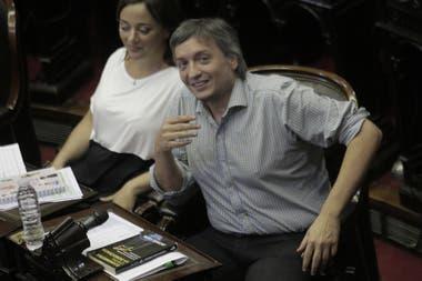 El impuesto extraordinario para gravar las grandes fortunas, ideado por Máximo Kirchner, fue anunciado en abril pero aún no fue presentado en la Cámara baja