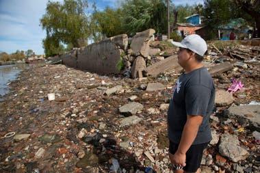 La prueba piloto se hizo en La Garrote, un predio vulnerable de 13 hectáreas emplazado en el extremo sureste del Partido de Tigre