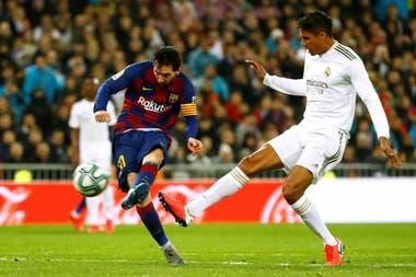 Messi, el más goleador del clásico: 26 festejos en 42 encuentros