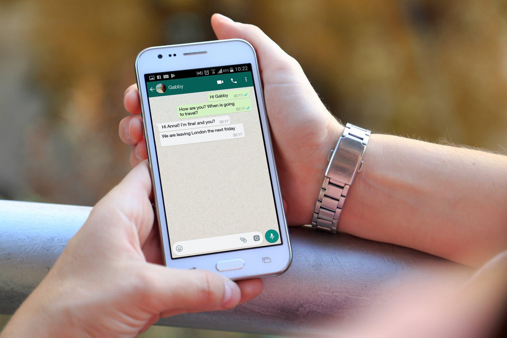 WhatsApp se actualiza con mensajes que expiran y un uso simultáneo en dos dispositivos