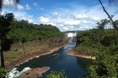A la falta de agua se suma la ausencia de turistas por el coronavirus