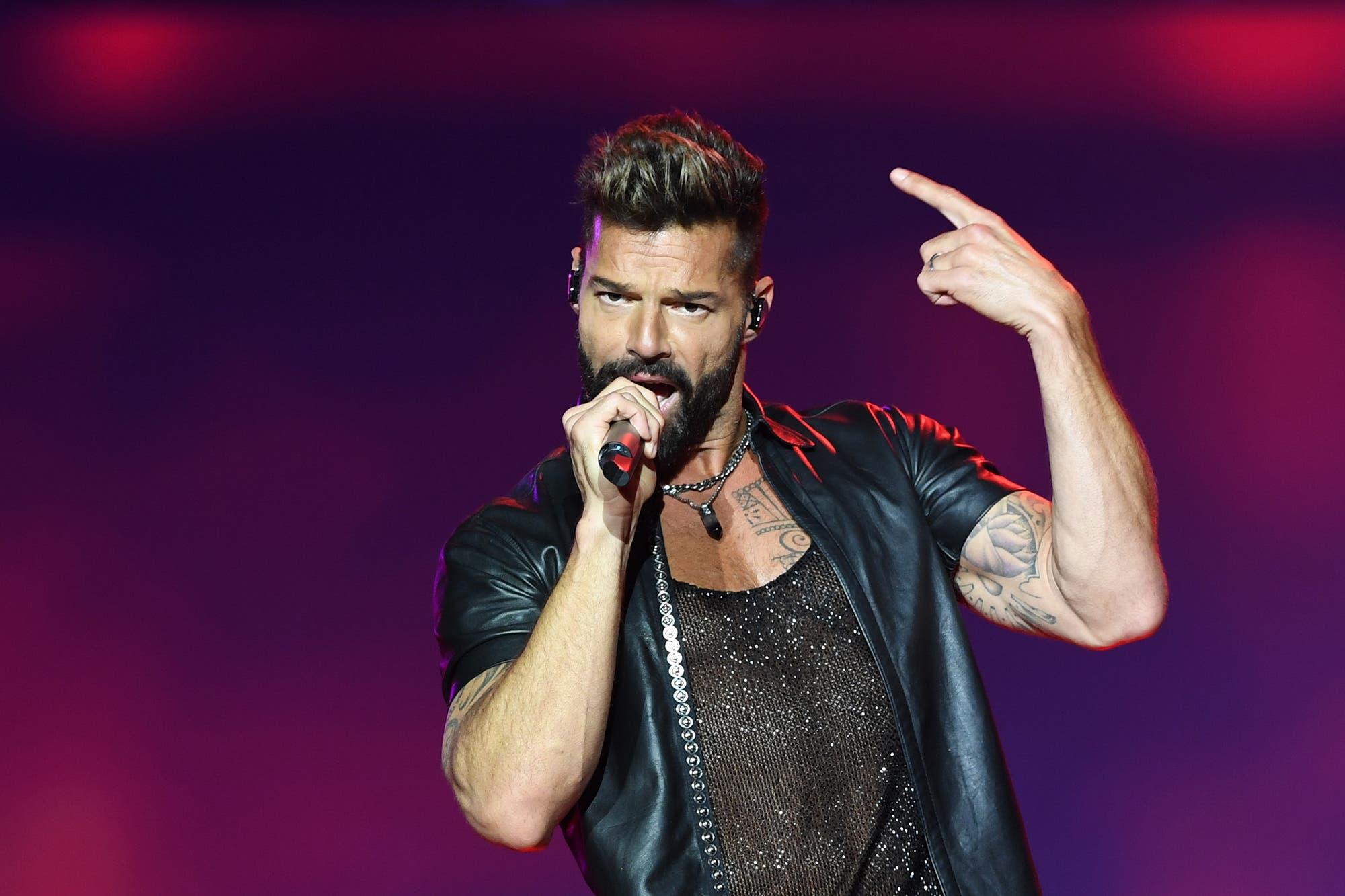 Ricky Martin habló de su vínculo con la Argentina: su debut sexual y los músicos que lo influyeron