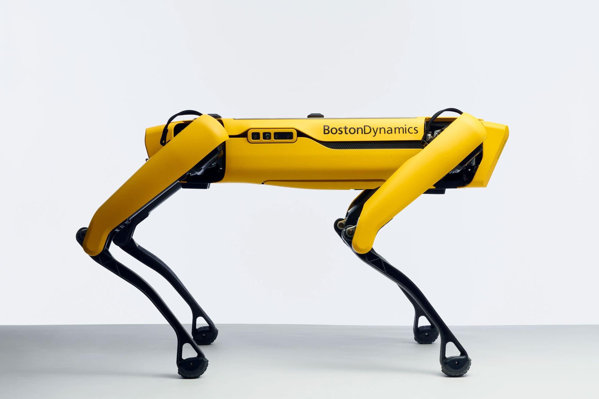 Boston Dynamics pone a la venta a robot cuadrúpedo Spot por 74.500 dólares