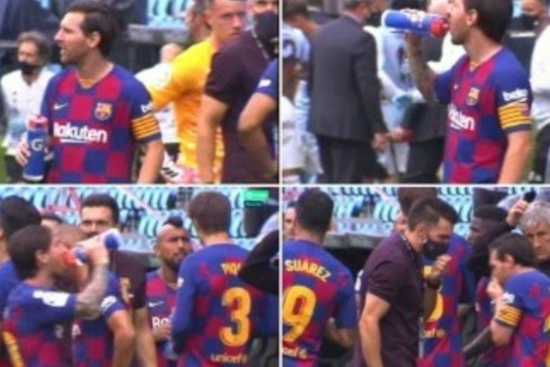 Polémica en Barcelona: el supuesto desplante de Lionel Messi, la tensión en el vestuario y el recado de Quique Setién