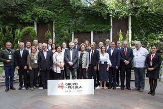 Resultado de imagen para Grupo de Puebla, el motor que cambiará al mundo