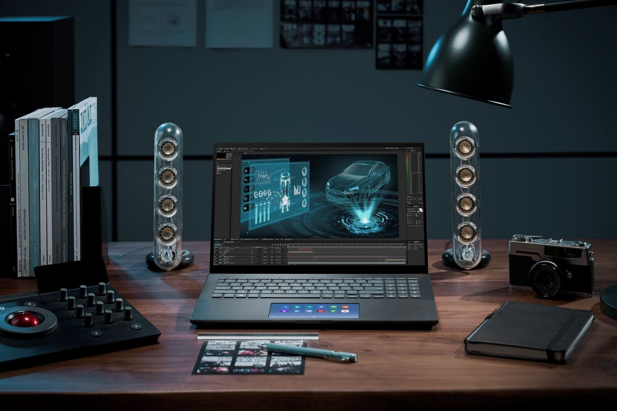 Delgadas, 4K y con más autonomía de uso: así son las nuevas computadoras portátiles de Asus, HP y LG