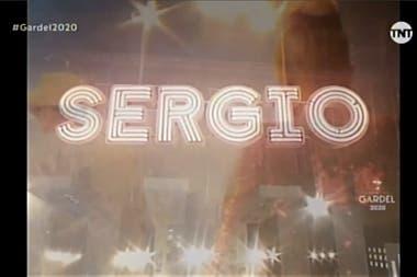 El homenaje a Sergio Denis, a cargo de Valeria Lynch y Poncho