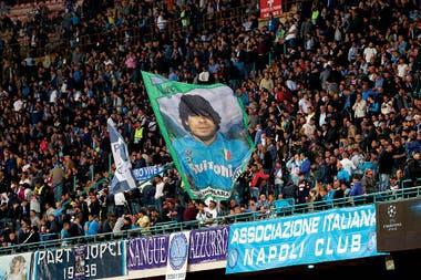 Maradona y Nápoles fueron el uno para el otro.