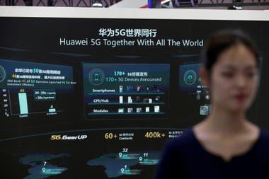 La ventaja técnica de Huawei en el desarrollo de la tecnología 5G quedó limitada en los últimos años por los coletazos de la guerra comercial entre Estados Unidos y China
